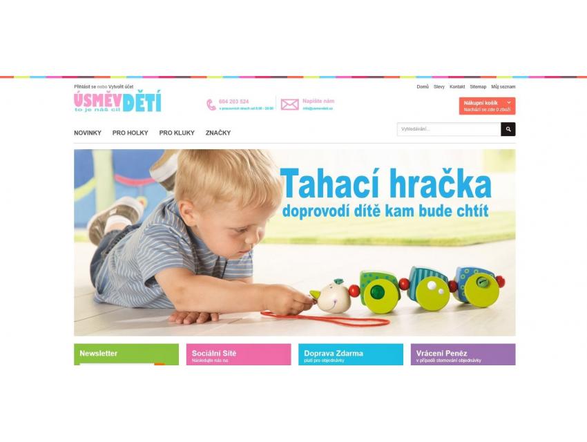 ÚsměvDětí.cz
